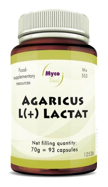 Agaricus L(+) Lactate Capsules (Mixture 0553)