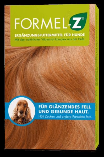 Formel-Z® Ergänzungsfuttermittel für Hunde
