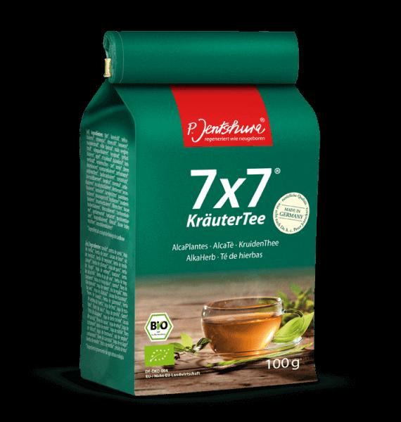 BIO 7x7® KräuterTee lose Mischung 100 g
