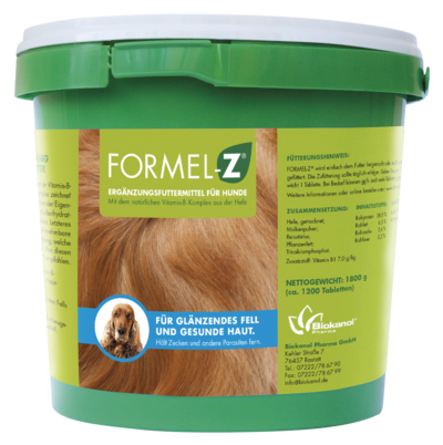 Formula-Z® Supplementary food for dogs XXL