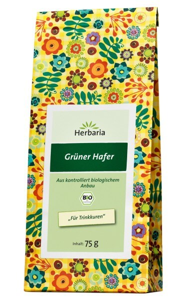 BIO-Grüner Hafertee 75 g