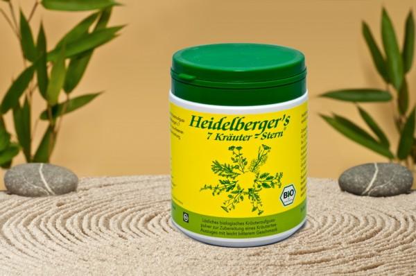 BIO Heidelberg 7 herbs, powder 250 gr