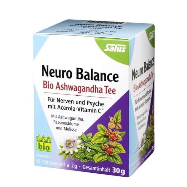 Tè Ashwagandha organico di Neuro Balance