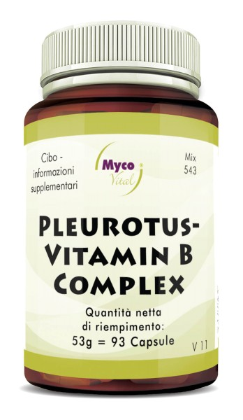 Pleurotus-VITAMINA B COMPLESSO (miscela 543)