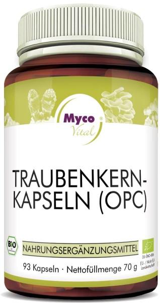 BIO-TRAUBENKERN-KAPSELN (OPC)