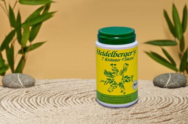 BIO Heidelberger 7 Kräuter, Pulver 100 gr