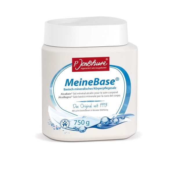 MeineBase® - Alkaline mineral body care salt