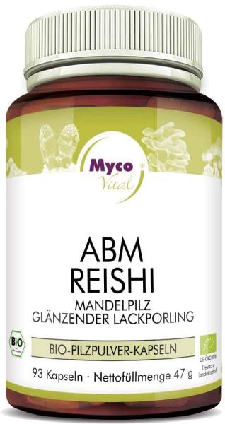 ABM-REISHI Bio-Pilzpulver-Kapseln (Mischung 339)