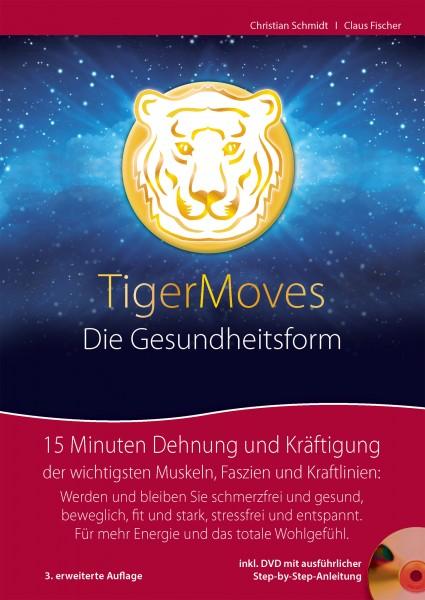 TigerMoves - Die Gesundheitsform (mit DVD) - 3. Auflage