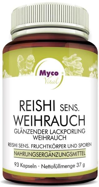 Reishi-Sensitive-Weihrauch-Kapseln (Mischung 365)