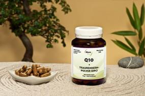 Q10 + Traubenkern-Pulver (OPC)