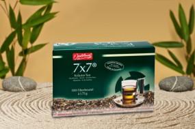 P. Jentschura: BIO 7x7® KräuterTee 100 Teebeutel