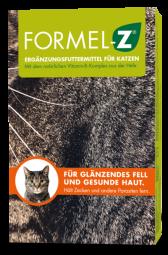 Formel-Z® Ergänzungsfuttermittel für Katzen