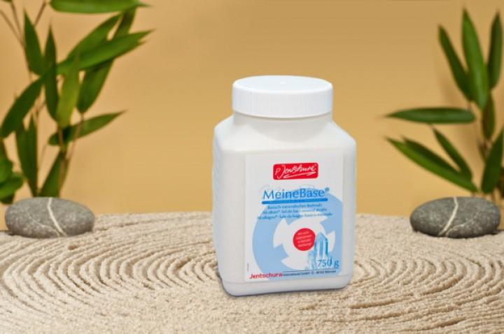 MeineBase® - Basisch-mineralisches Badesalz