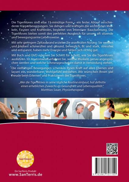 TigerMoves - Die Gesundheitsform (mit DVD) - 2. Auflage